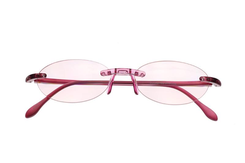 画像2: サンエアーフレックスシャドー 丸型ピンク