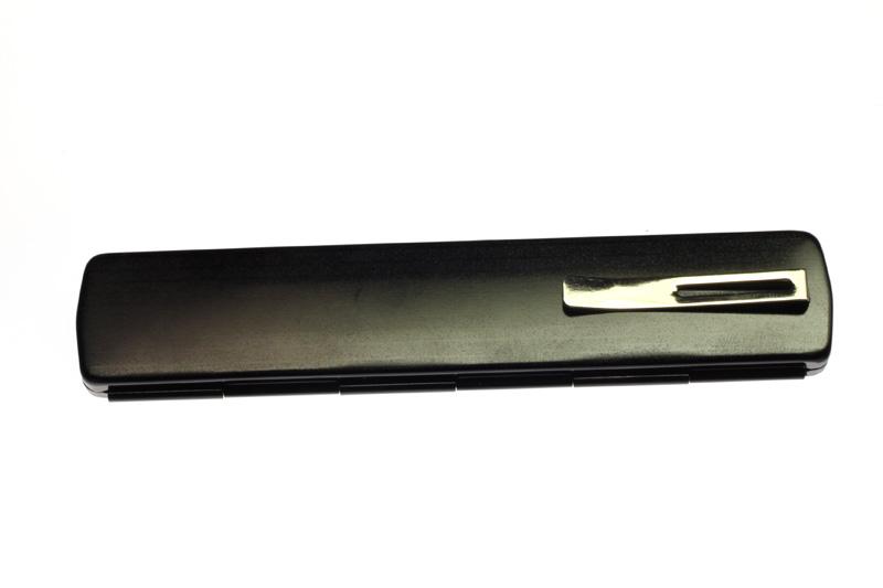 画像4: スレンダーアイズ 角型 ブラック(ペンさし付き)