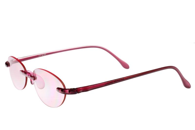 画像3: サンエアーフレックスシャドー 丸型ピンク